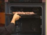 Свинско шиш кебап със сос от зелени домати 10