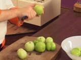 Сладко от зелени домати