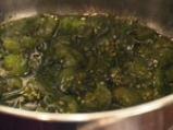 Сладко от зелени домати 5