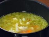 Карфиолена супа с овес 2