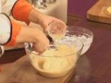 Дюлева торта с праскови 8