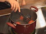 Доматена супа с печени чушки 2