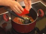 Доматена супа с печени чушки 6