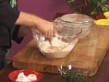 Тортелини със спанак и шунка