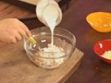 Тиквена супа с бадеми 8