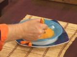 Тиквена супа с бадеми 10