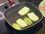 Зеленчукова салата с калмари и ризони 5