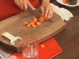 Пюре от цвекло и моркови