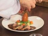Патешко филе ала Росини с черен трюфел 8