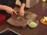 Пилешки кълки и лозови сармички с къри 4