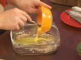 Пъстърва с броколи и спанак 3