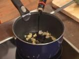 Пъстърва с броколи и спанак 5