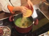 Зимна зеленчукова супа 6