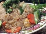 Пържен ориз със свинско по тайландски