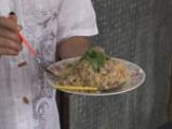 Пържен ориз със свинско по тайландски 5