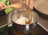 Медена торта с цедено кисело мляко и лимон 2