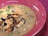 Млечна манатаркова супа
