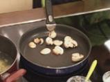Картофен огретен с гъби и праз лук 4