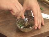 Забулени яйца с пушен кашкавал 7