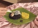 Пиле с оризово дуо и зеленчуци 7
