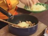 Пиле в ароматна купичка 4