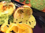 Пълнени пилешки ноазети със зеленчуци