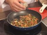Пълнени пилешки ноазети със зеленчуци 2