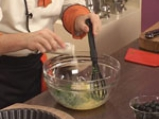 Лучник с точени кори и маслини 3