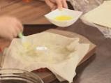 Лучник с точени кори и маслини 5