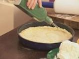 Пица с праз, сирене и ароматен блат 8