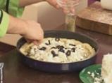 Пица с праз, сирене и ароматен блат 10