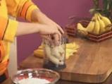 Бананов кекс с кисело мляко 2