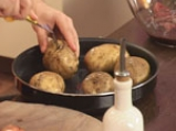 Пълнени картофи с телешко 2