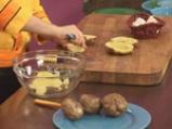 Пълнени картофи с телешко 6