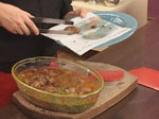 Пилешки дробчета с грах и ориз 6