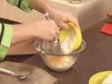 Чорба с праз, сирене и картофи 5