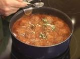 Кюфтета с ориз в доматен сос 10