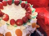 """Кокосова торта """"Бон Апети 5"""""""