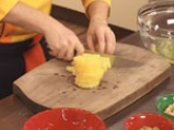 Белтъчен кекс с ананас 2