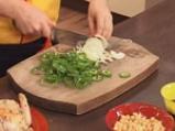 Пилешка яхния с маслини и нахут 3