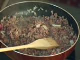 Бюрек с месо 3