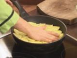 Картофи с праз и сирене 5