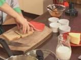 Хлебен пудинг с риба тон 6