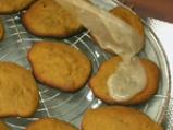 Тиквени бисквити със златисто-маслена глазура 5