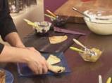 Палачинки с мус от кондензирано мляко и сладко 7