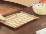 Торта с бишкоти и крем