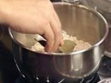 Патладжани със спанак и ориз 2