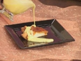 Яйчен пудинг с яйчен сос 7