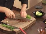 Тарт от зрял фасул с царевица и авокадо 4