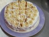 Бананова торта 8